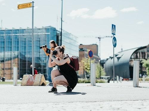 valokuvauskierros Helsingissä