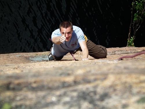 kalliokiipeily Vantaalla