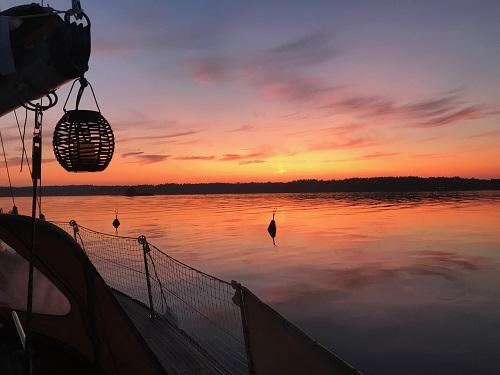 purjehdus Helsingissä