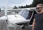 Lennä lentokonetta