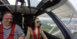 Kuukauden elämys: Lennä itse lentokonetta -10%