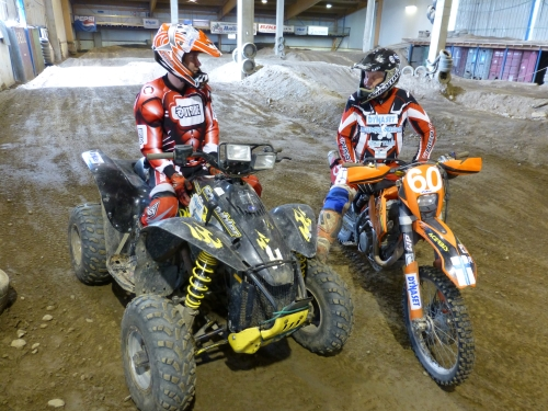 Motocross-elämys